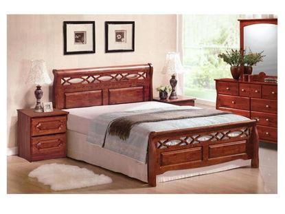Изображение Кровать 1.6-966-wsr-bw